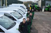 Stock site Rea Valley Tractors Ltd