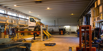 Stock site Lielahden Autokeskus Oy