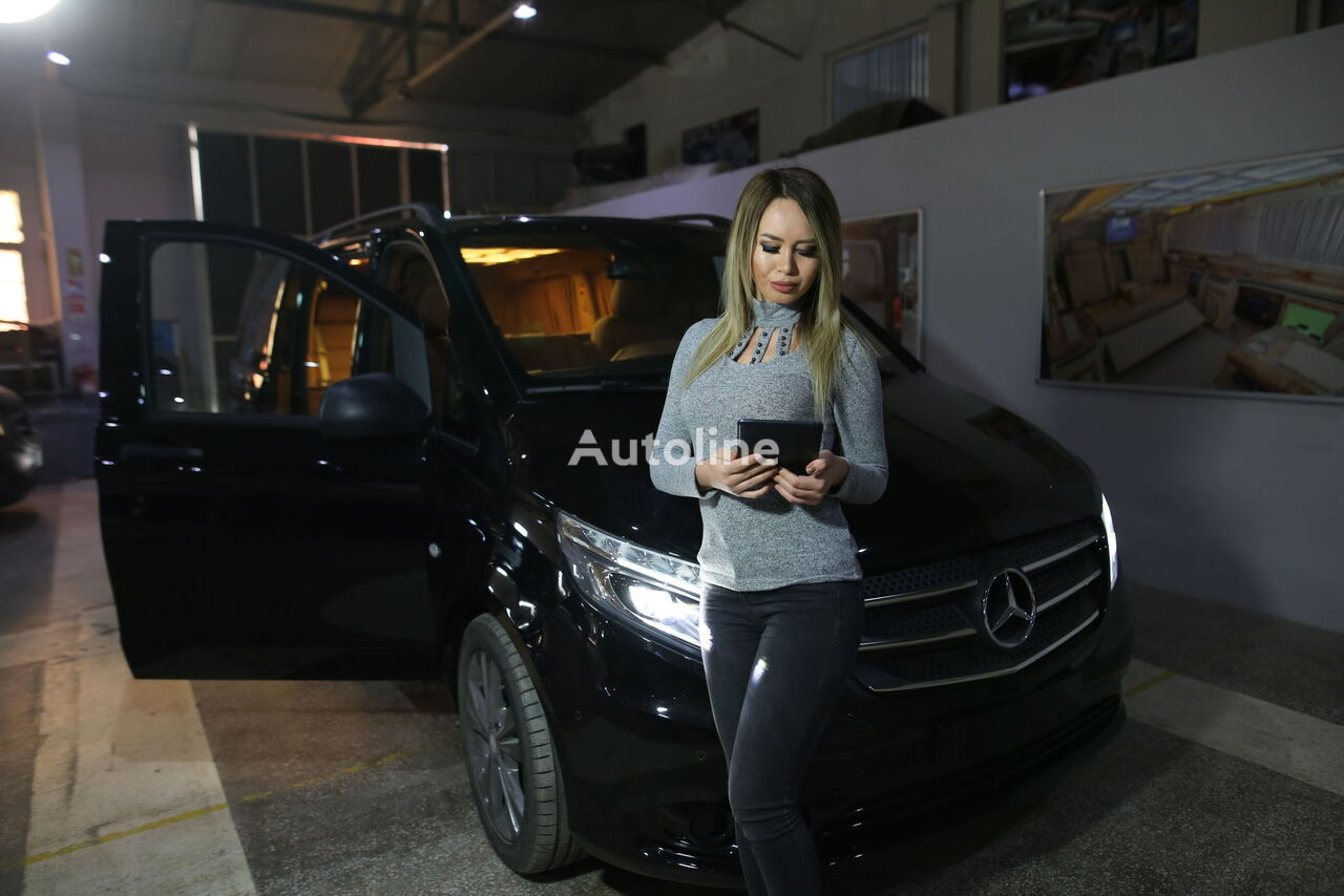 new MERCEDES-BENZ Vito 119 minivan