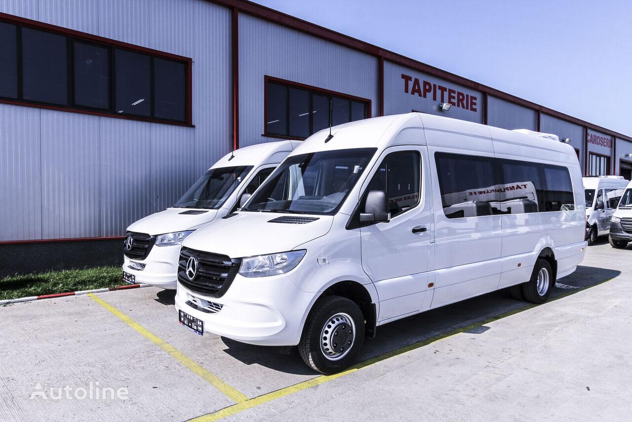 new MERCEDES-BENZ Idilis 519 19+1+1 * 5500kg * *COC* Ready for delivery passenger van