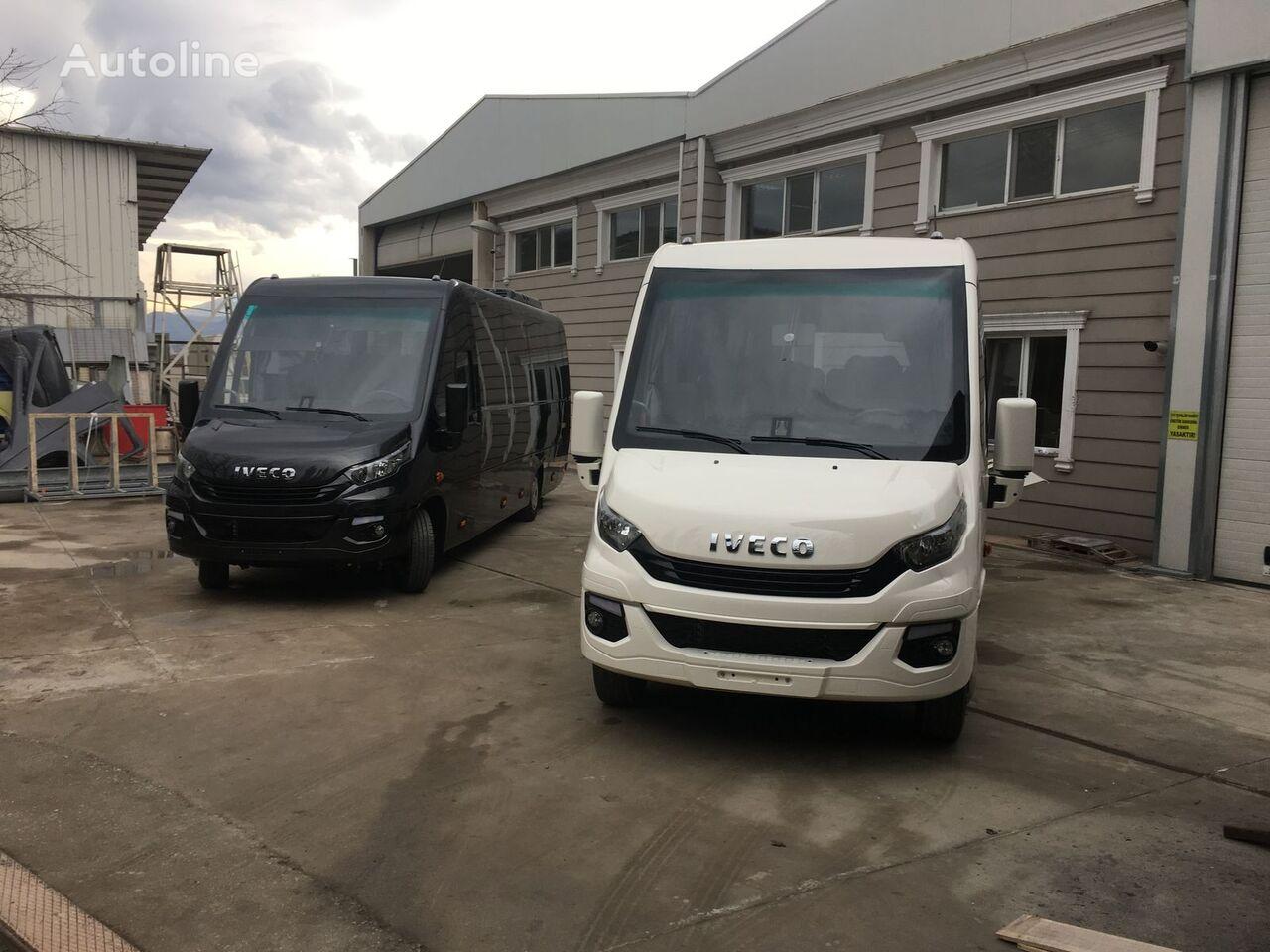 new IVECO Daily 70C18 passenger van