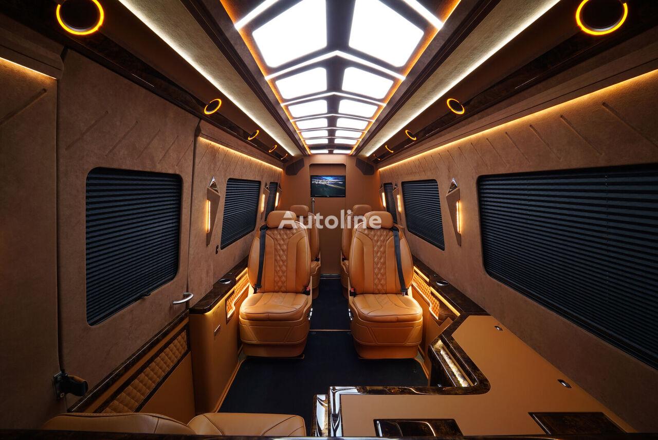 new MERCEDES-BENZ ERDUMAN ® | VIP LUXURY SPRINTER | ARMORED | /W BATHROOM | CUSTOM passenger van