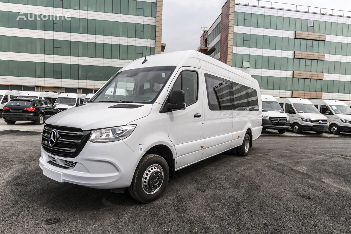 new MERCEDES-BENZ IDILIS 516 19+1+1 *COC* 5500kg * Ready for delivery passenger van