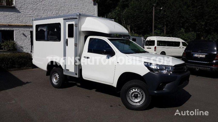 new TOYOTA HILUX/REVO PICKUP SINGLE CAB DIESEL MINIBUS passenger van