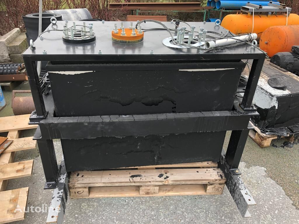 AMMANN bitumen tank trailer