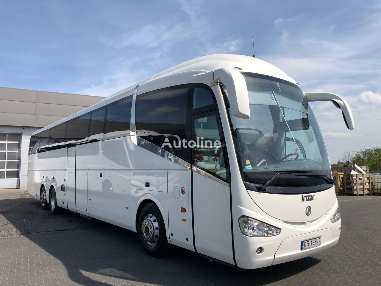IRIZAR I6 Integral coach bus