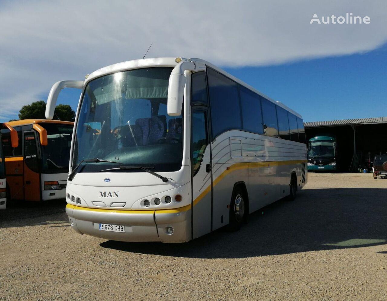 MAN 18.410 HOCL ANDECAR  + 410CV + 57 PAX + WC coach bus