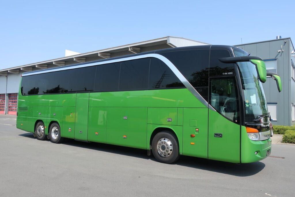 SETRA S416 HDH 48+1+1 EURO 5 Vollausstattung coach bus