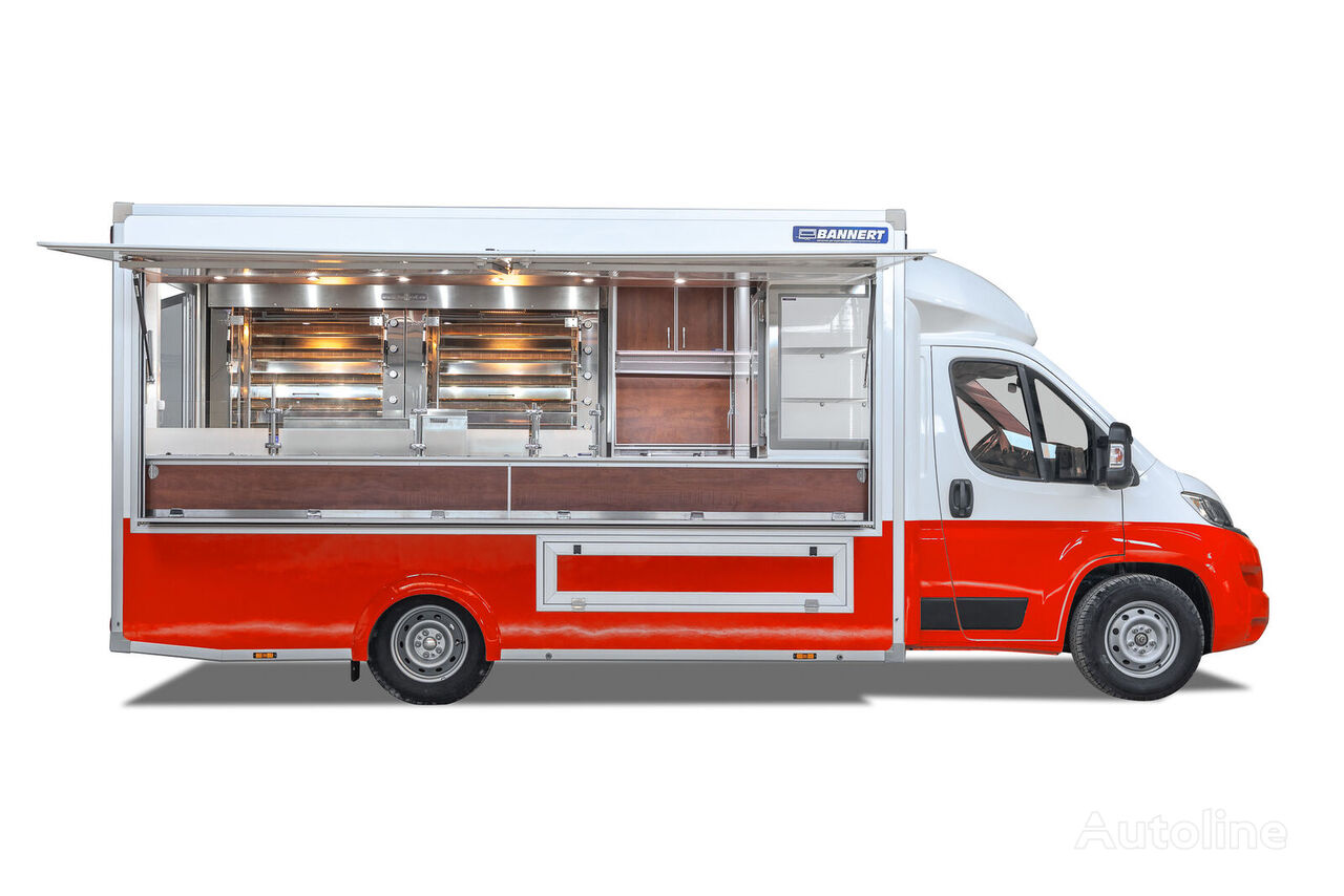 new BANNERT NA ZAMÓWIENIE Bannert  Kurczak Grill Food Truck/Chicken Grill Fo vending truck < 3.5t