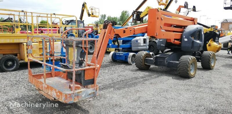 JLG 510AJ - 17,81 m, 230 kg,  4x4 articulated boom lift
