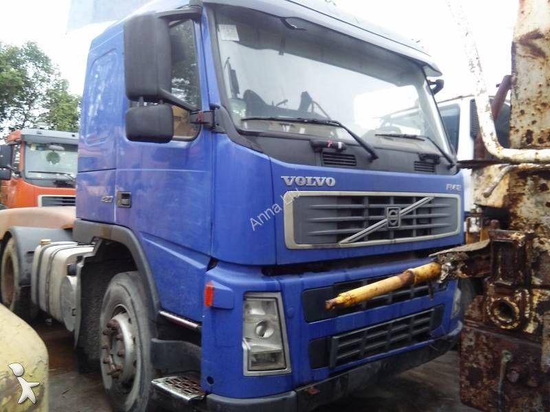 VOLVO FM2 articulated dump truck
