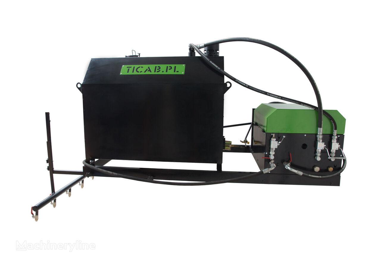 new Bitumen distributor BS-1000 asphalt distributor