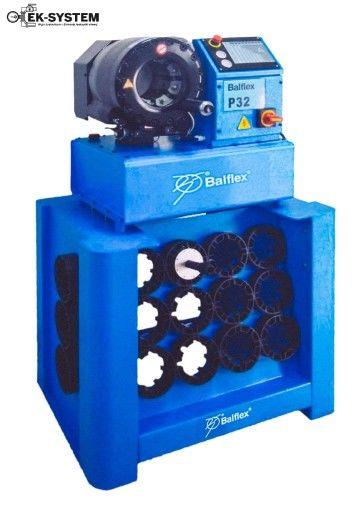 new Balflex P32 assembling machine
