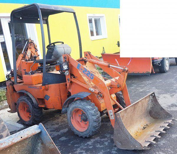 EUROCOMACH E 225 1.9t backhoe loader