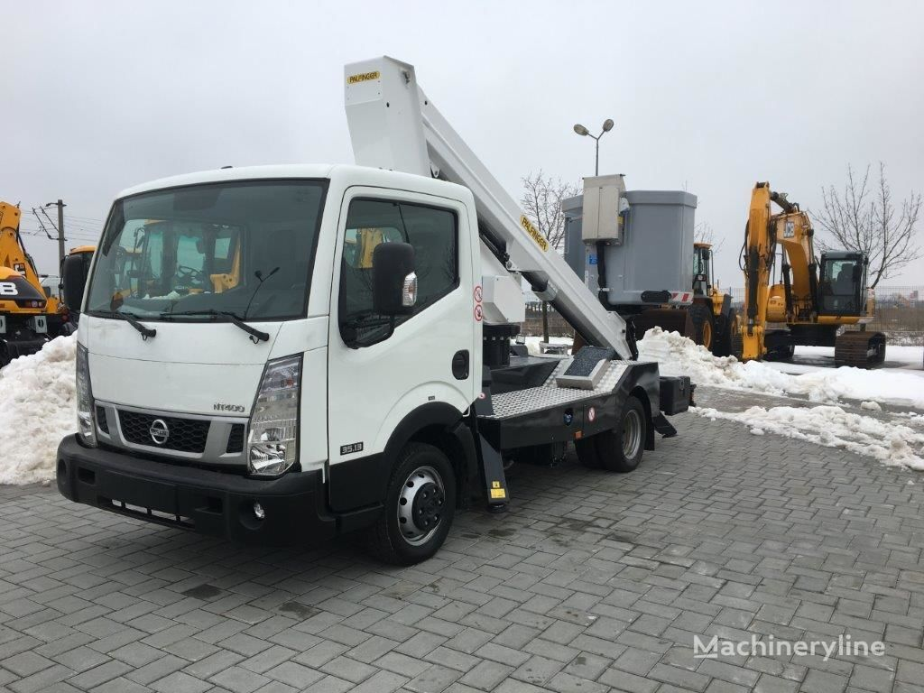 new NISSAN CABSTAR NT400 bucket truck
