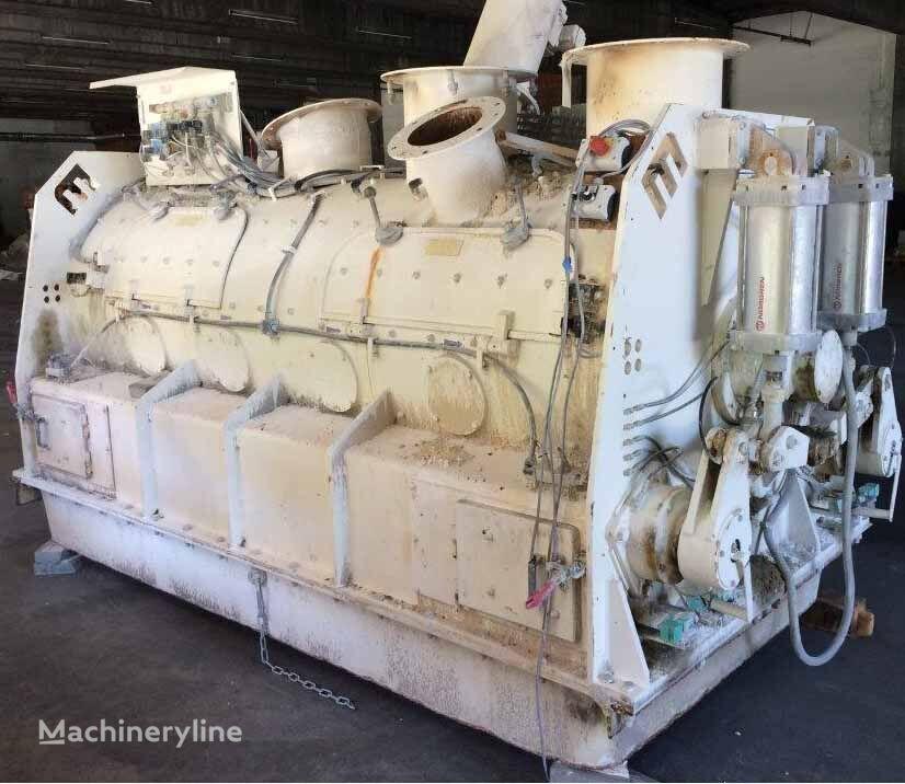 LIEBHERR M-Tec Chargenmischer MR220-3NV concrete mixer