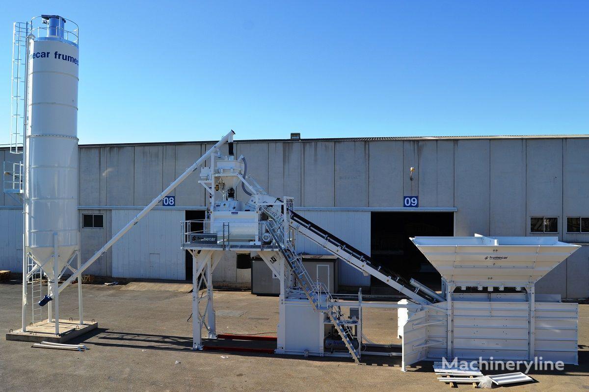 new FRUMECAR EBA 1700 * 70 m³/h. * concrete plant