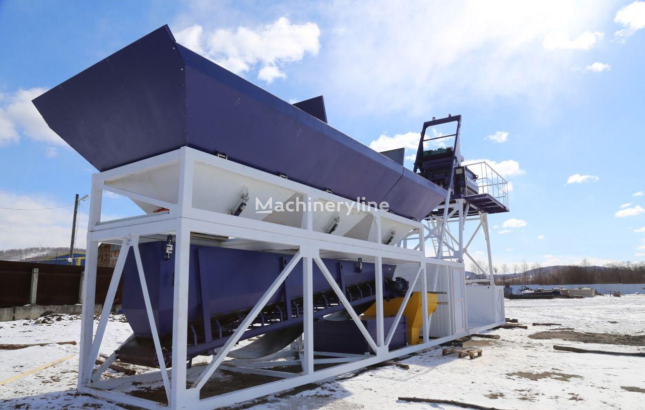 ZZBO Doziruyushchiy kompleks dk-36 (mobilnyy) bez priyamka concrete plant