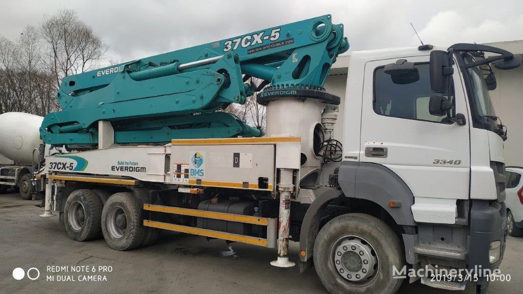 EVERDIGM Axor 3340 concrete pump