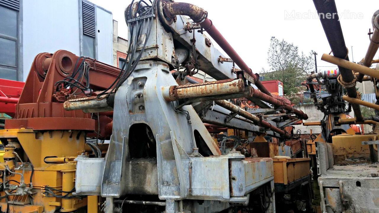 PUTZMEISTER 28m. FOR SPARE PARTS concrete pump