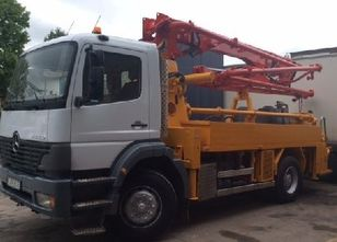 Concrete pumps for sale, buy new or used concrete pump truck