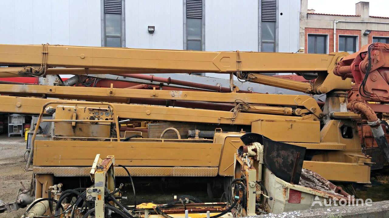SCHWING 30m. FOR SPARE PARTS concrete pump