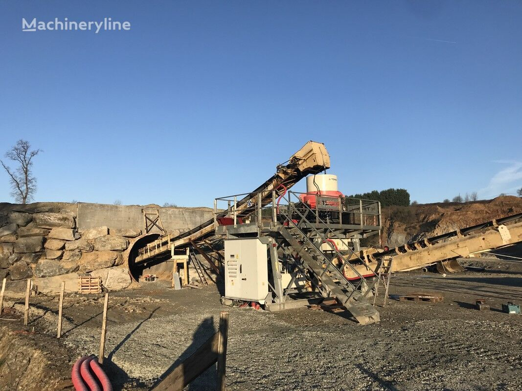 FINLAY MC 1000 cone crusher
