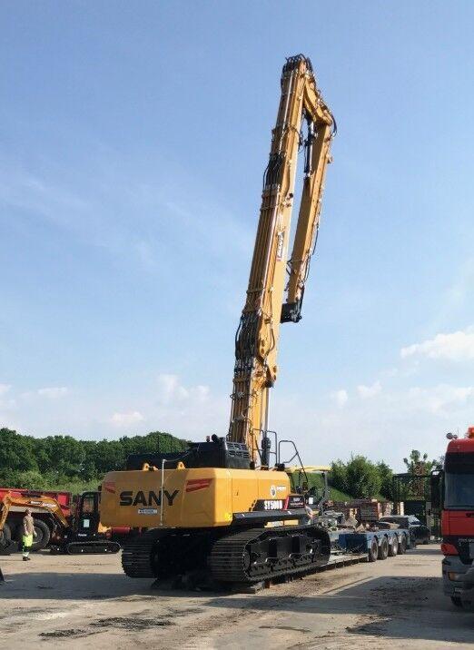 SANY SY6028 demolition excavator