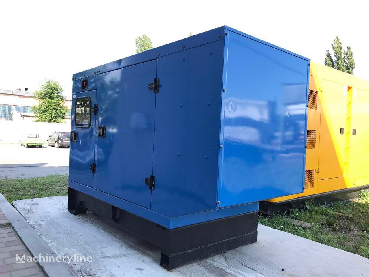 SDMO JS60 diesel generator