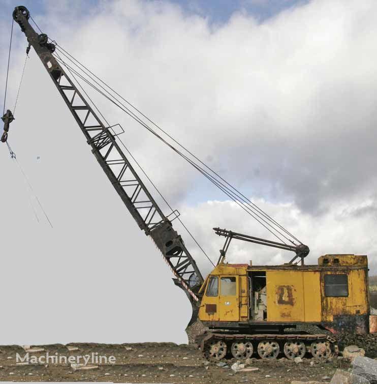 MENCKM154 Cable excavator / Seilbagger dragline