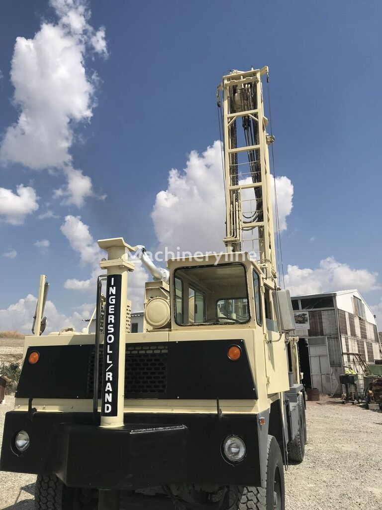 INGERSOLL RAND T4W DH drilling rig