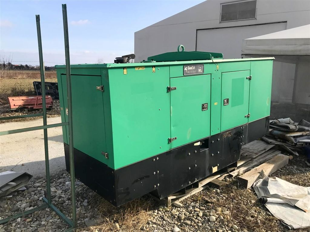 GenSet MG 115 SS-P generator