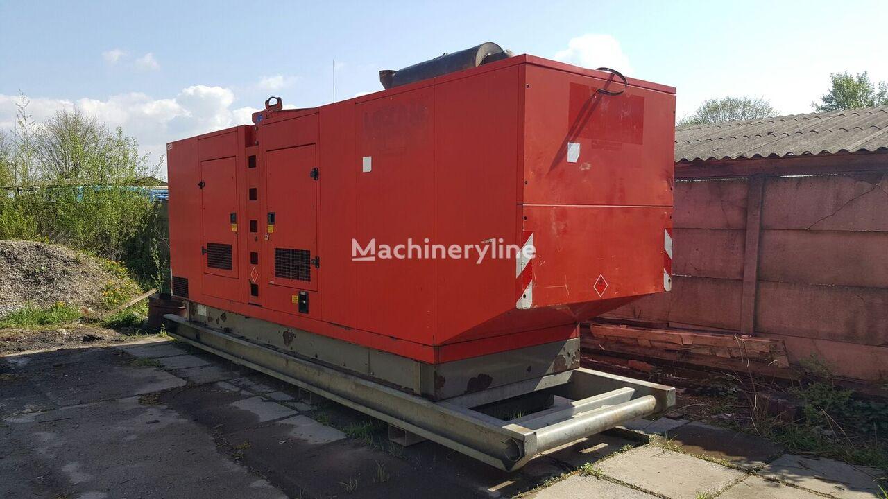 INGERSOLL RAND G550 generator