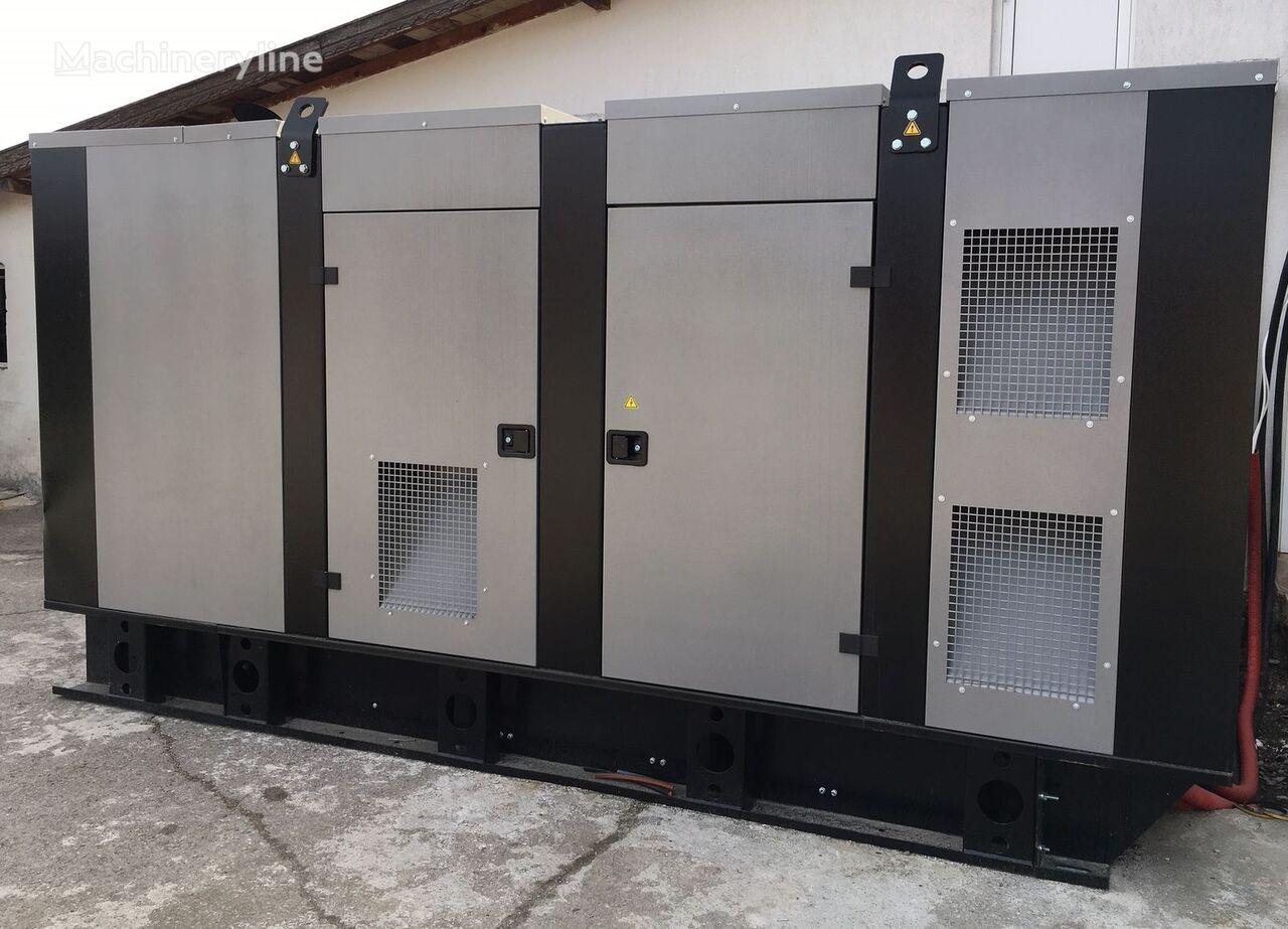 MAN REMAN-330, 330kVA generator