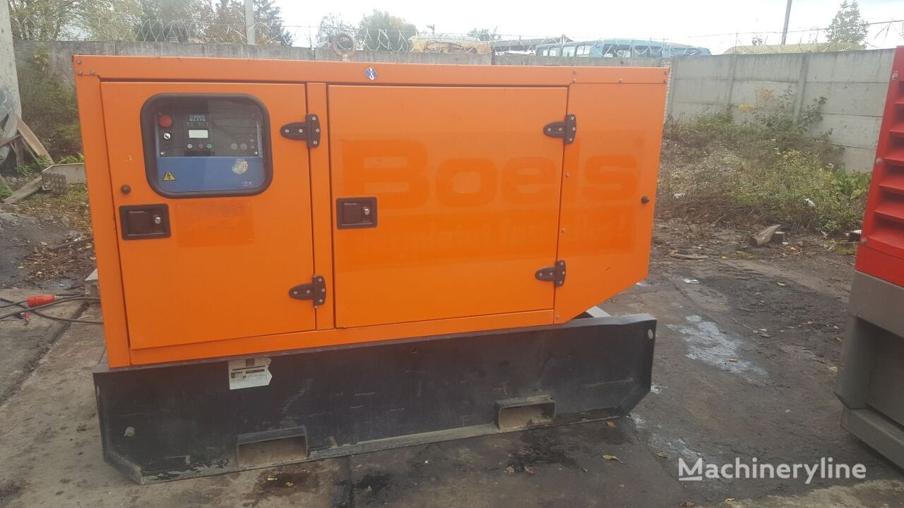 SDMO J33 generator