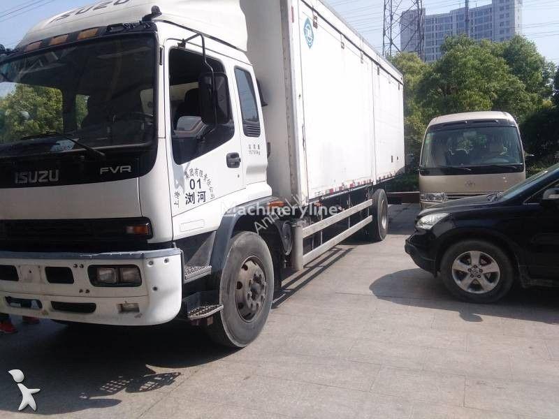 ISUZU cxz haul truck