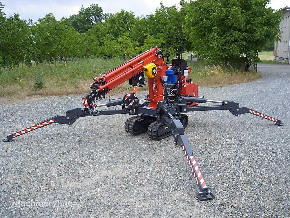 Kegiom 510-E4 SPIDER mini crane