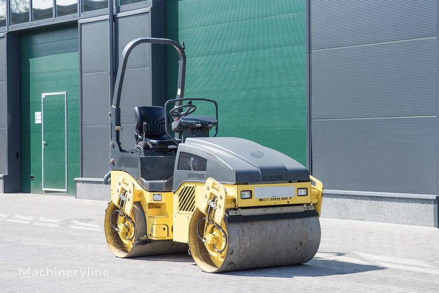 BOMAG BW120AD-4 mini road roller