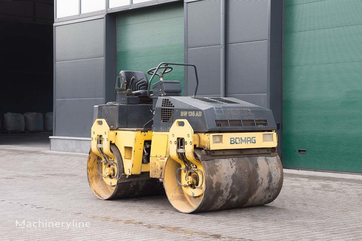 BOMAG  BW135AD mini road roller