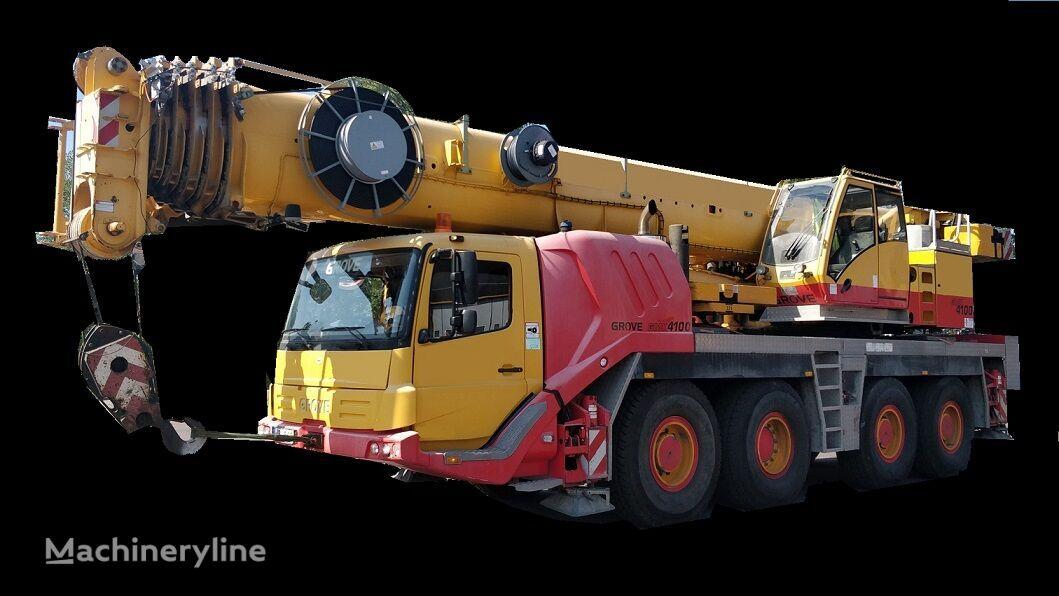 GROVE GMK 4100 mobile crane