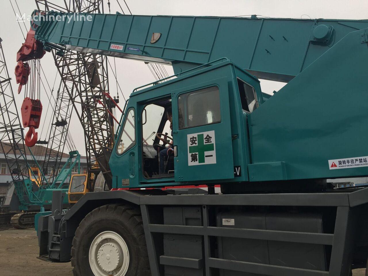 KATO KR500 mobile crane