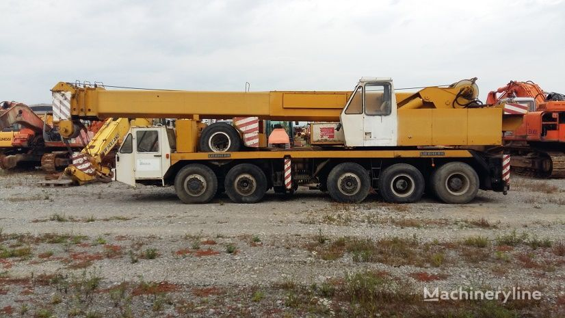 LIEBHERR LT1055 mobile crane