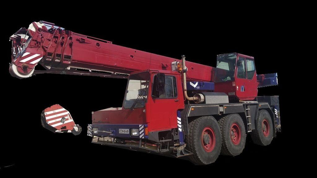 LIEBHERR LTM 1040-3 mobile crane