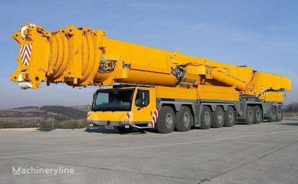 LIEBHERR LTM 11200 mobile crane
