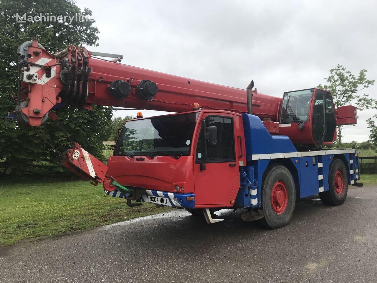 TEREX AC 35L mobile crane