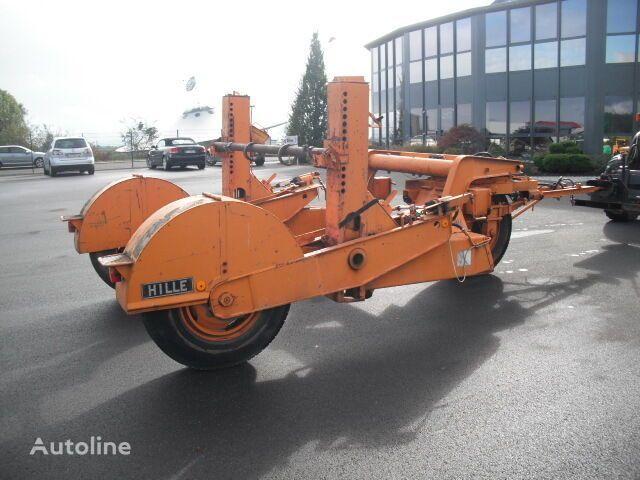 KABEL-TRANSPORT- Anhänger Hille pipe truck
