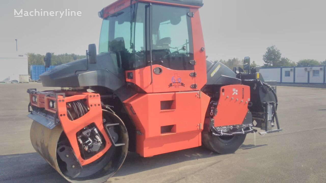 BOMAG BW 154 AP/APC AM road roller