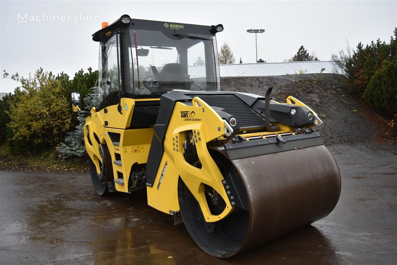 new BOMAG BW 161 ADO-5 road roller