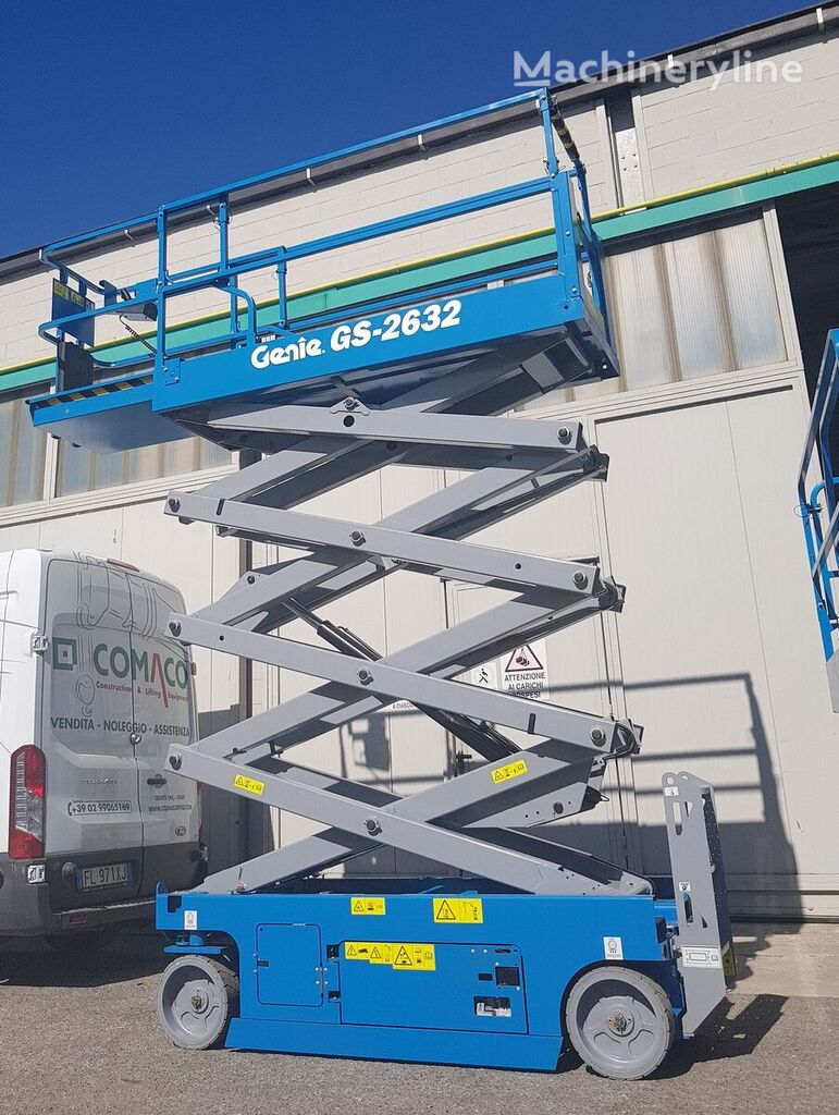 new GENIE GS2632 scissor lift