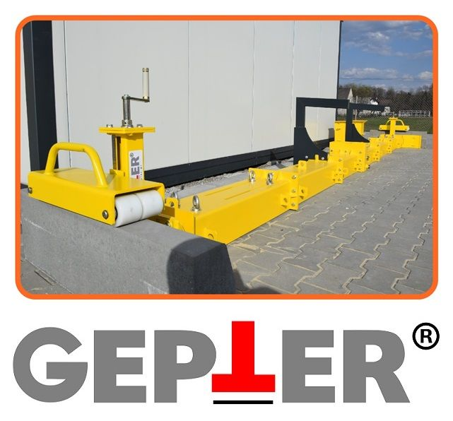 new GEPTER LTC800 scraper